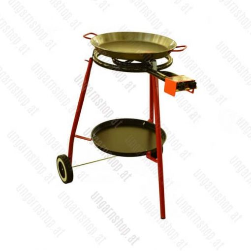 Paella Set mit Gas
